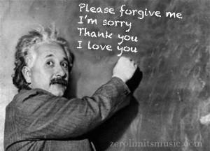 Einstein_Hooponopono Mathew Dixon